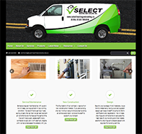 Select Heating and Cooling
