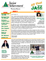 JA Windsor Newsletter